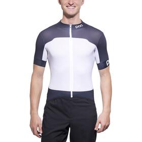 POC Raceday Climber - Maillot manches courtes Homme - bleu/blanc